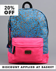 Pauls Boutique Libby Backpack