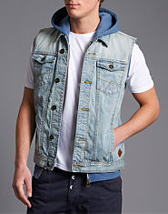 Rivington Onslow Denim Gilet