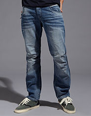 Jack & Jones Boxy Powell Regular Fit Jeans 579