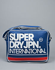 Superdry International Airliner Bag