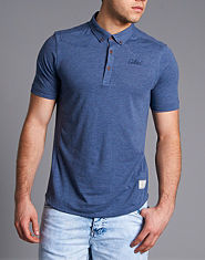 G-STAR Jersey Marl Polo Shirt