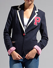 Pauls Boutique Trimmed Blazer