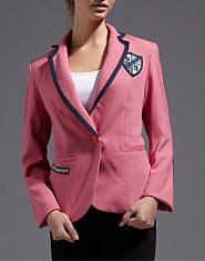 Pauls Boutique Tweed Blazer