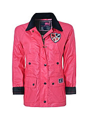 Pauls Boutique Wax Jacket