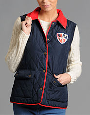 Pauls Boutique Quilted Gilet