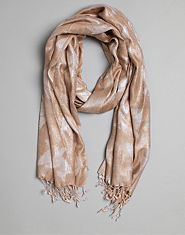 Bank Bird Shimmer Scarf