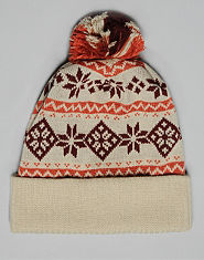 Nanny State Fairisle Bobble Hat