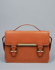 Bank Satchel Bag
