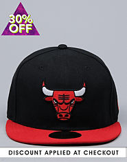 New Era NBA Chicago Bulls 59FIFTY Fitted Cap