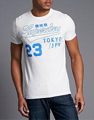 Superdry Capital Division T-Shirt