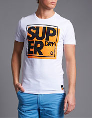 Superdry Boxed Process T-Shirt