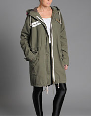 Pauls Boutique Army Parka