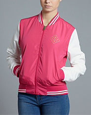 Pauls Boutique Baseball Bomber Jacket