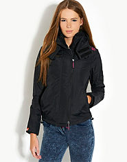 Superdry Hooded Tech Windcheater