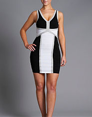 Lipsy Sport Luxe Bodycon Dress