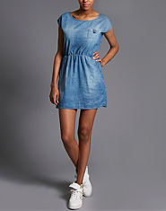 ONLY Lola Denim Dress