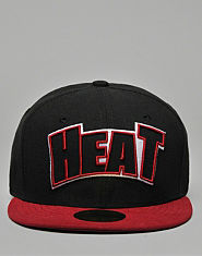 New Era 59FIFTY Miami Heat Cap