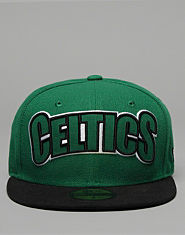 New Era 59FIFTY Celtics Cap