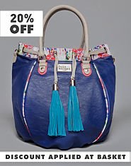 Pauls Boutique Bunty Splatter Bag