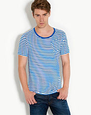 G-STAR Bretton Stripe T-Shirt