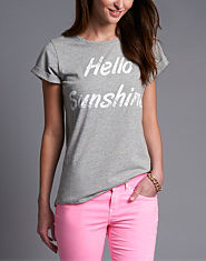 Red or Dead Hello Sunshine T-Shirt