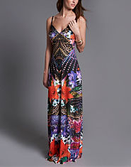 Lipsy Amazon Printed Maxi Dress