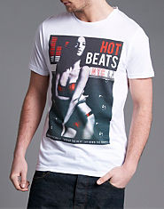 Outcast Hot Beats Girl T-Shirt