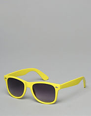Outcast Neon Retro Sunglasses