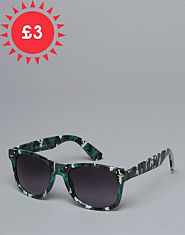 Outcast Retro Camo Sunglasses