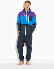 Outcast Colour Block Onesie