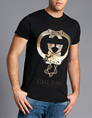 Criminal Damage Cuffs T-Shirt