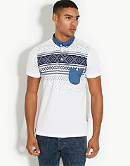 Criminal Damage Brick Polo Shirt