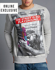 Criminal Damage Playground Sweatshirt