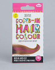 Natural Products Comb in Hair Colour