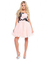 Ruby Prom Molly Embellished Prom Dress