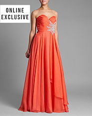 Ruby Prom Annabellle Embellished Maxi Dress