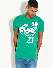 Superdry Tails Entry T-Shirt