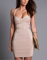 Lipsy Bandage Bodycon Dress