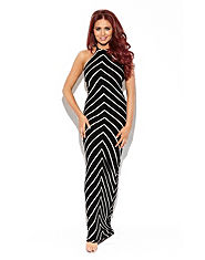 Amy Childs Jennifer Halter Maxi Dress