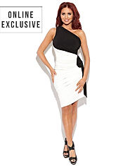 Amy Childs Lucy One Shoulder Dress