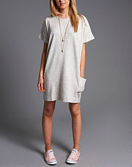 Red or Dead Binnian Sweater Dress