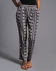 Ribbon Tribal Trousers