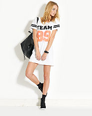 BLONDE & BLONDE Team 89 T-Shirt Dress