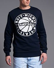 Outcast Detroit Basketballl Sweatshirt