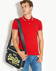 Superdry Colour Tip Polo Shirt