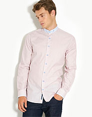 Bewley and Ritch Pedal Striped Shirt