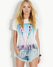 BLONDE & BLONDE Wild At Heart Fringe Top