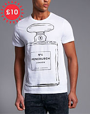 Fenchurch Bottled T-Shirt