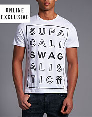 Fenchurch Super Cali Swag T-Shirt