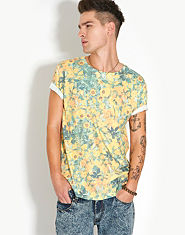 Outcast Flower T-Shirt